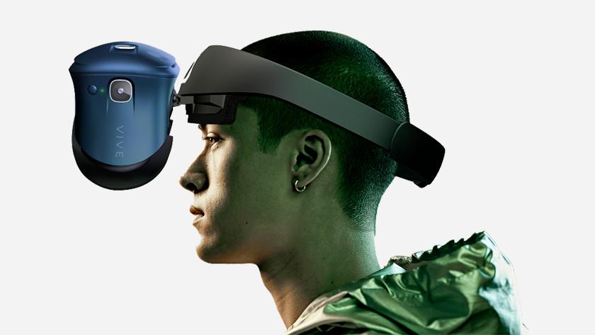 Comfortable VR headset