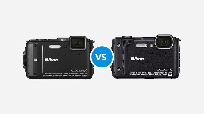 Nikon compactcamera's