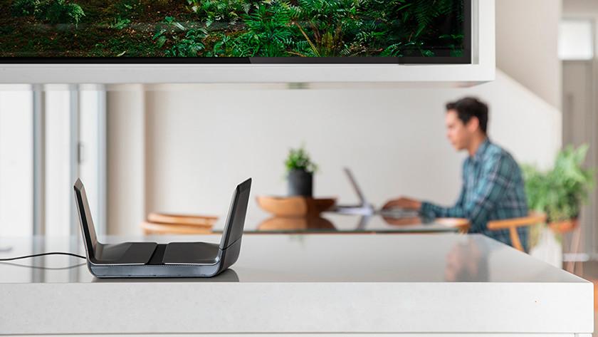 Wifi 6 laptops en telefoons