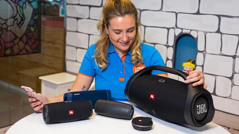 De beste geluidskwaliteit van bluetooth speakers