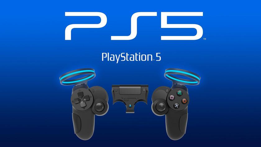 Design éventuel de la manette PS5