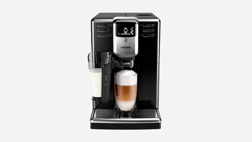 Philips Latte Go schoonmaken
