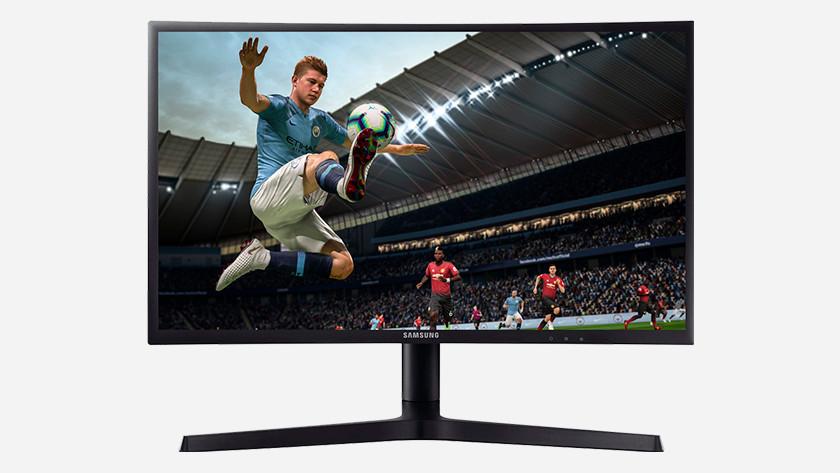 Gaming monitor 144 Hz verversingssnelheid refresh rate snel