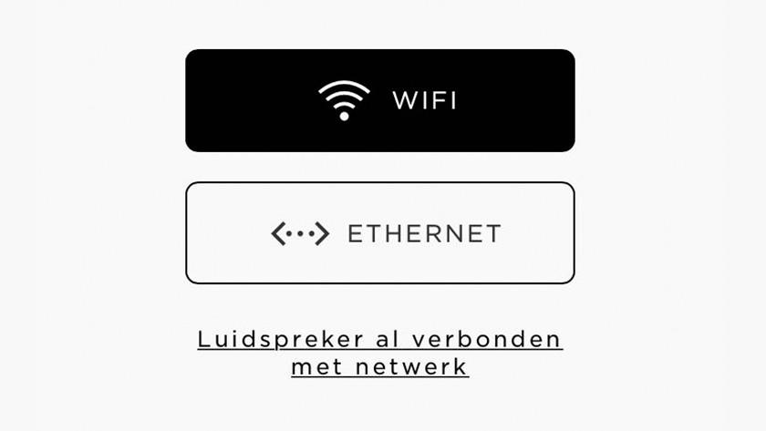 Optie 1: wifi