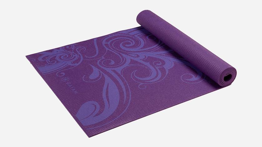 Materiaal yogamat