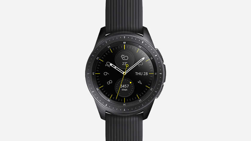 Samsung Galaxy Watch draairing