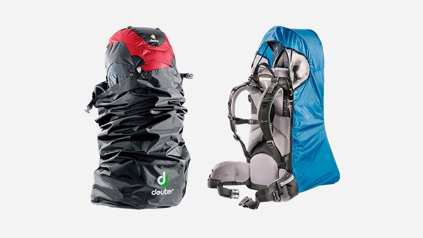 Flightbags en regenhoezen