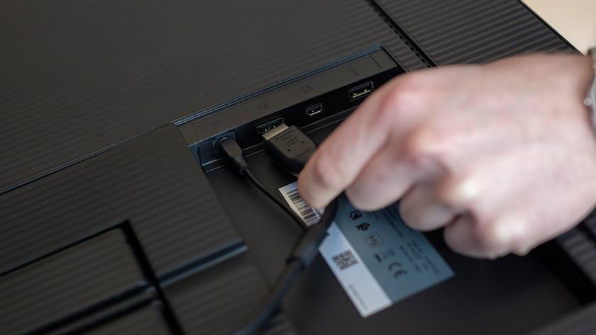 Het installeren van je zakelijke monitor