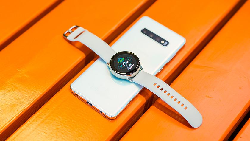 Galaxy Watch Active batterij opladen