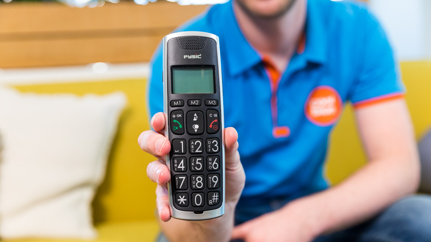 Advies over vaste telefoons