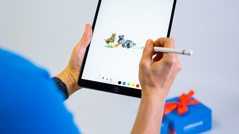 iPad Air 3 avec Apple Pencil
