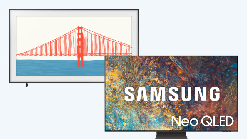 Gratis Samsung tv installatie