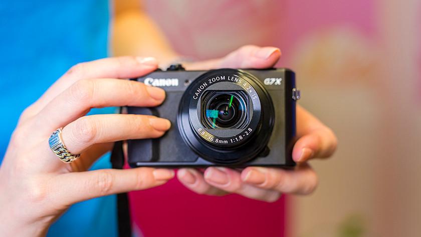 Sensor compact camera