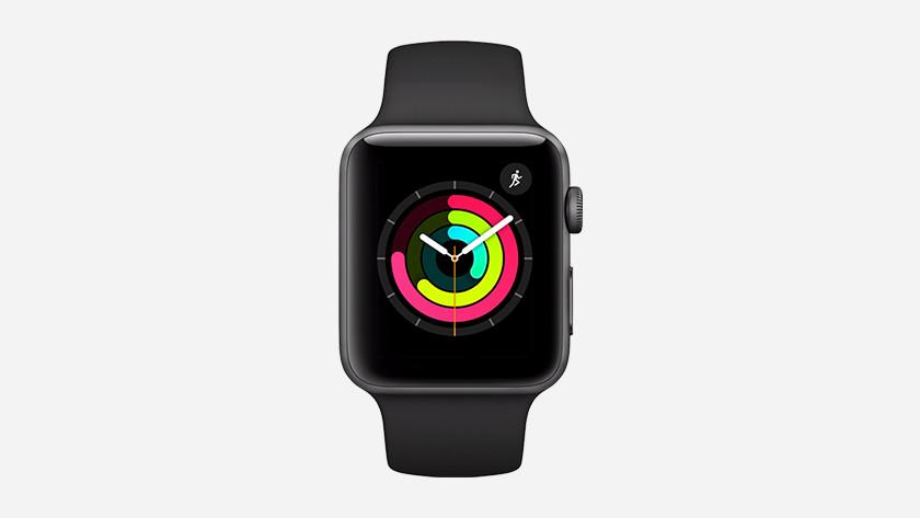 Apple Watch Sport material