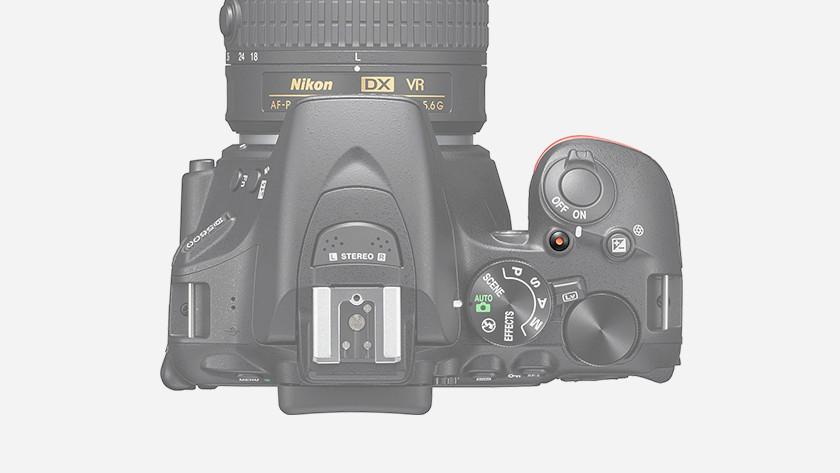 Videofuncties D5600