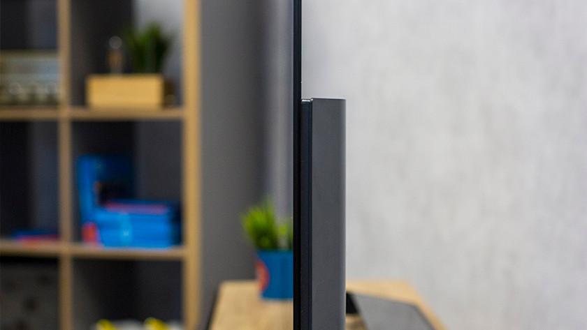 LG E9 OLED rand