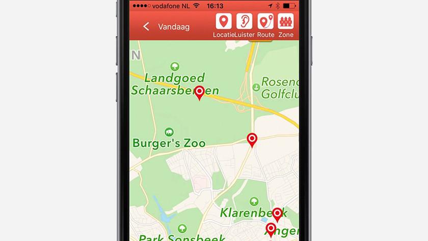 GPS smartwatch pour enfant