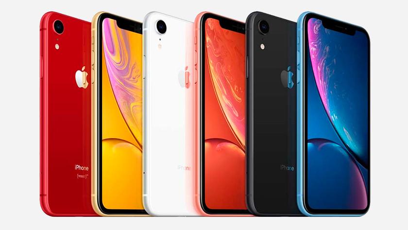 Design iPhone Xr