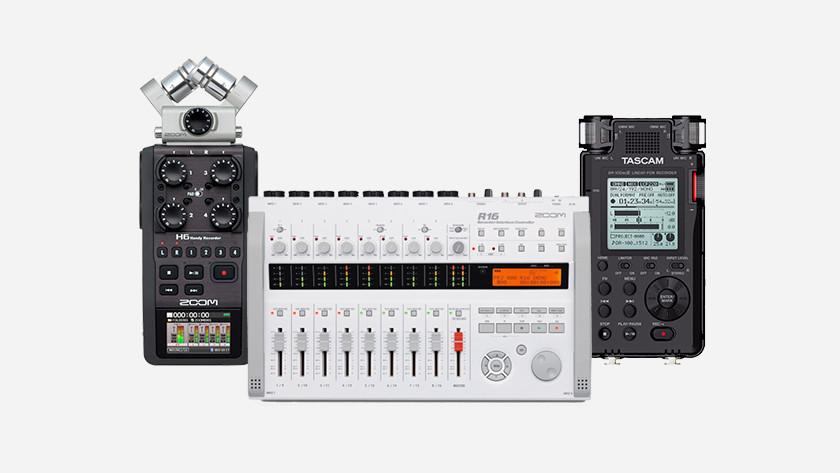Microphones omnidirectionnels