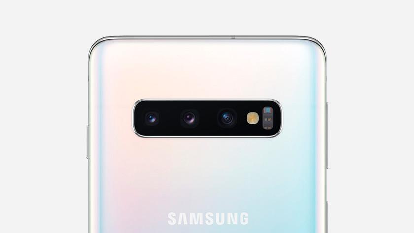 Camera Samsung Galaxy S10