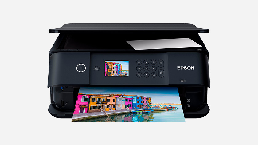 Installer une imprimante Epson