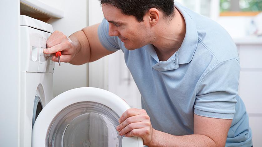 Panne de machine à laver