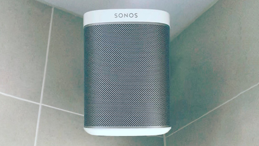 Sonos One space