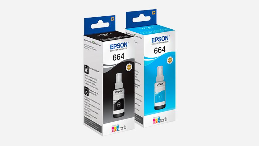 Epson printer inktflesjes
