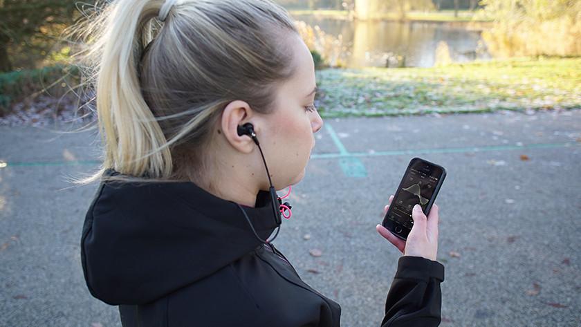 Smartphone app Jaybird