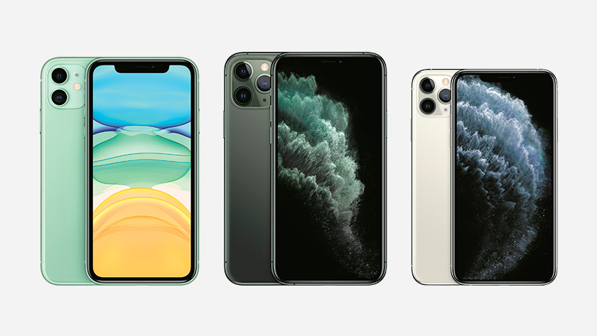 Modèles Apple iPhone