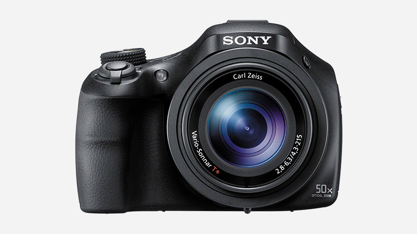 Optische zoom Sony CyberShot DSC-HX400V