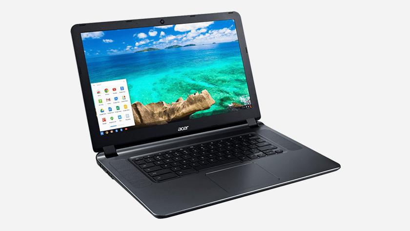 Sécurité Chromebook.