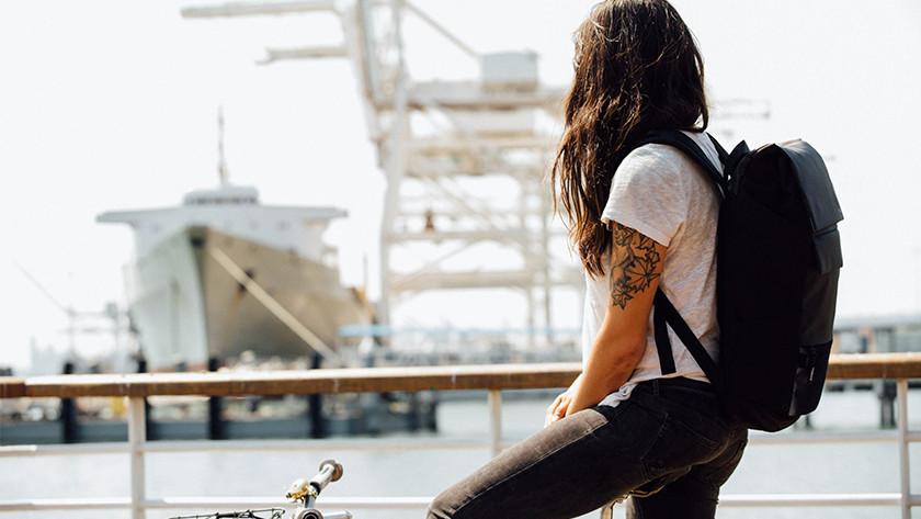 Sac à dos de vélo