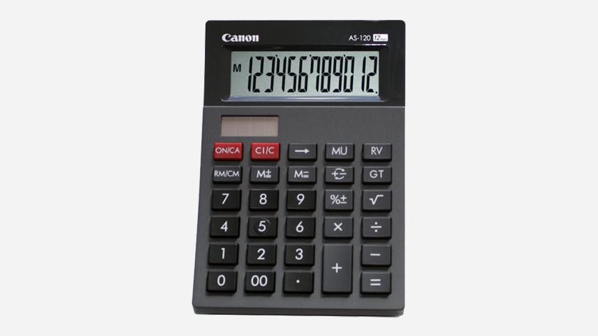 Bureau rekenmachine