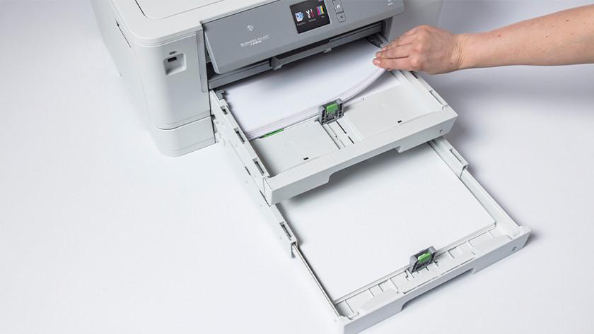 Kracht van een A3 printer