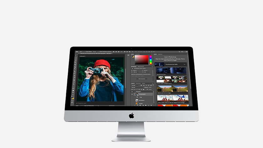 Apple iMac 21,5 inch videokaart