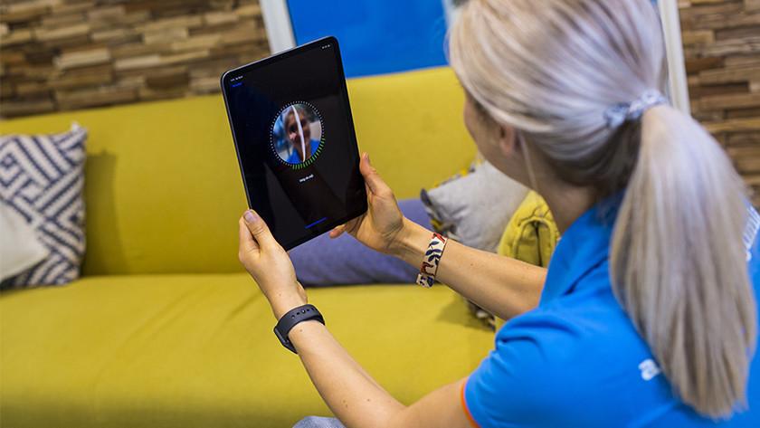 iPad Face ID