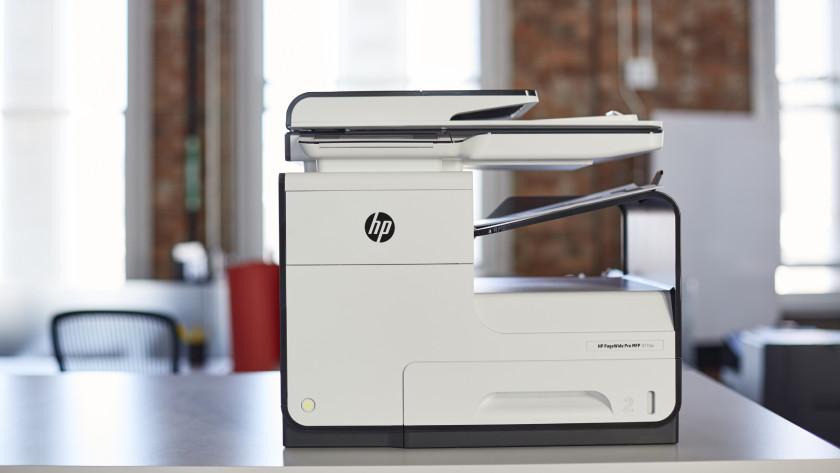 Bekabelde printer