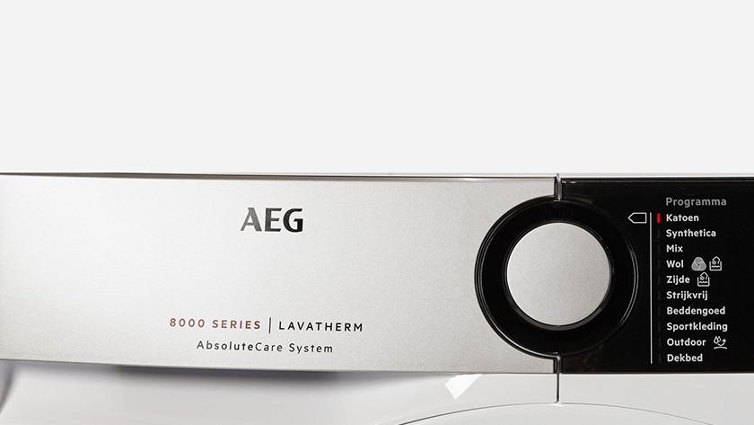 AEG 8000 droogkast