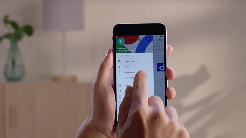 Que pouvez-vous faire avec l'Assistant Google et Philips Hue ?