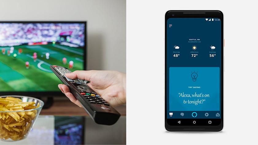 Alexa et votre Smart TV