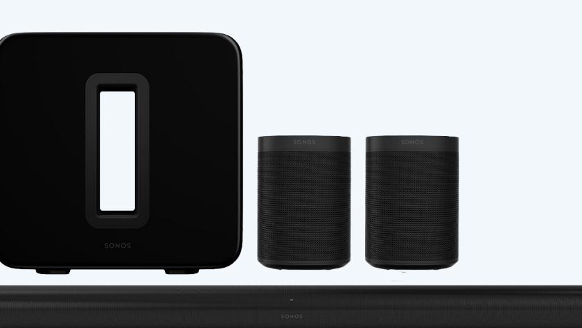 Sonos Arc 5.1 + Sub + One Duo Pack