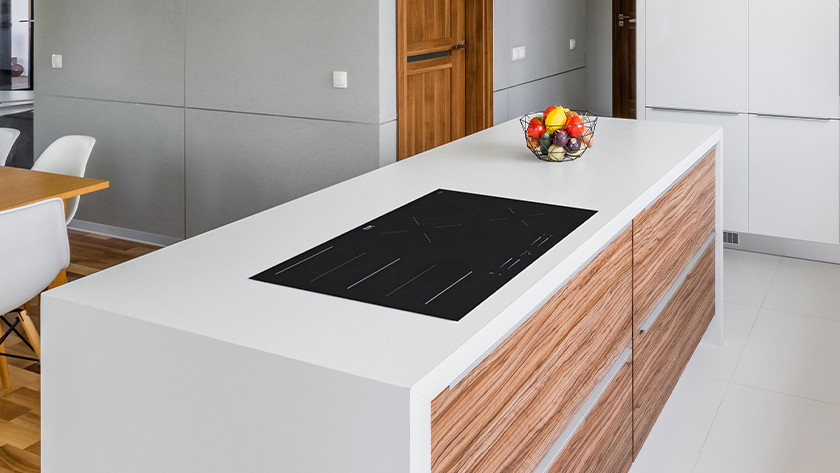 Built-in cooktops