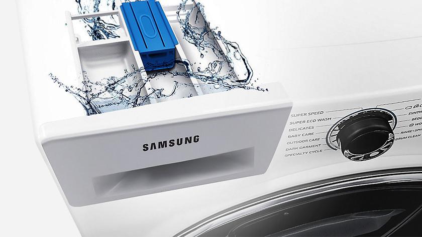 Washing machine mid-range washing quality