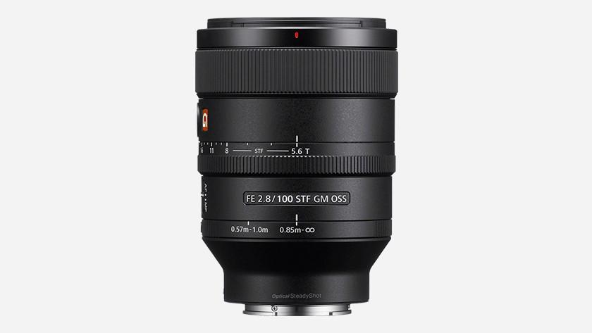 Afkortingen Sony lens