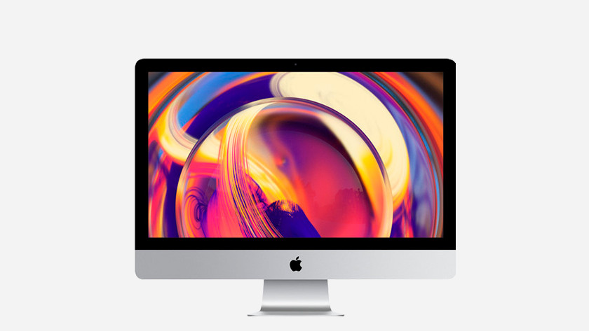 Apple iMac 27 inch scherm