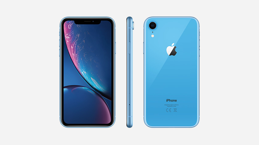 Apple iPhone Xr Blauw