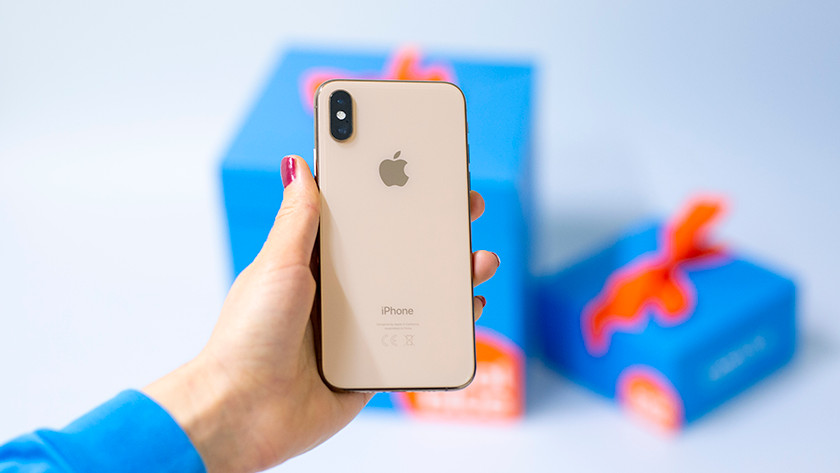 Design iPhone Xs