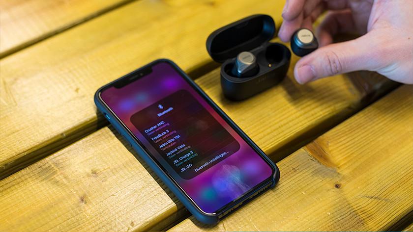 Bluetooth instellingen