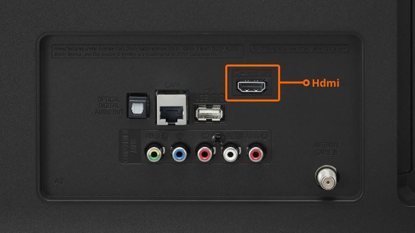 De telenet tv box of digicorder aansluiten op de hdmi ingang van de tv